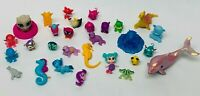 Toy Animal Lot Pretend Play w Hatchimals Sea Animals & More Mixed Set Mattel