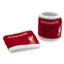 Liverpool Fc Red & White Sweatbands Wristband Sweatband Official