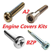 Engine Cover Screw Kits - Multi-Listing - Suzuki RM250