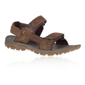 Merrell Mens MOAB Drift Strap Walking Sandal - Brown Sports Outdoors Breathable