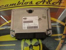 Centralita del motor  LANCIA MUSA FIAT IDEA 55208119 6200008101F FDA25HD3