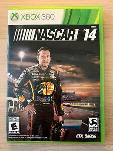 NASCAR 14 (Microsoft Xbox 360, 2014) - CIB