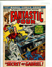 FANTASTIC FOUR #121 THE SECRET OF GABRIEL! (9.0) 1972