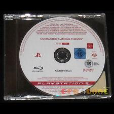 UNCHARTED 2 IL COVO DEI LADRI PS3 Versione Promo Europea Among Thieves »»» USATO