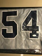 Goose Gossage Autographed Jersey New York Yankees JSA certified