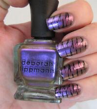 NEW! Deborah Lippmann PRIVATE DANCER Polish Lacquer - full size Violet Purple