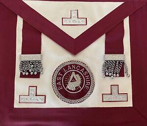 East Lancashire Craft: Provincial Grand Stewards Apron