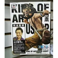 Anime One Piece King Of Artist The Usopp PVC Figure New In Box