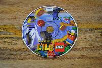 Jeu PC AVENTURES SUR L'ILE LEGO (CD SEUL remis à neuf)