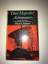 Their Majesties' Astronomers Colin A. Ronan 1967