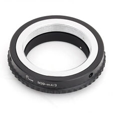 Pixco Mount Adapter Ring For Leica M39 to Micro 4/3 Camera GH3 G5 E-M1