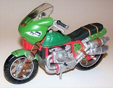 Vintage 2002 Teenage Mutant Ninja Turtles Shell Cycle Motorcycle - TMNT