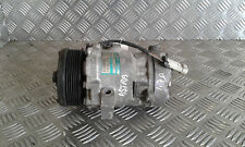 Compresseur climatisation SANDEN - OPEL Astra III (3) 1.7 CDTi - Réf : 24422013