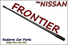 "FITS: 1998-2018 Nissan Frontier - 13"" SHORT Custom Flexible Rubber Antenna Mast"