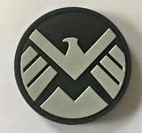 Agents of S.H.I.E.L.D Marvel PVC Patch #1 Hook & Loop (Fury Hydra) 371