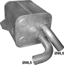 POLMO 69-69 Auspuff Mercedes Atego