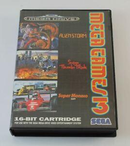 Mega Games 3 (Megadrive)