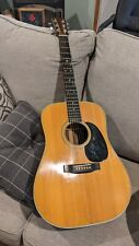 1974 Vintage Martin D-28 Acoustic Guitar
