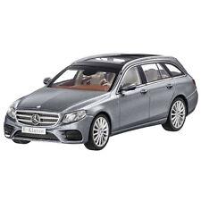Original Mercedes voiture miniature 1:43 Classe E t-modèle AMG selenitgrau b66960381