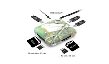 Bestok MicroSD Memory Card Reader Trail Camera Viewer for Android Smartphone
