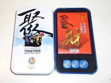 Malaysia Playing Cards Dice Set Tiger Beer Come Together Celebrate Box Set 2011