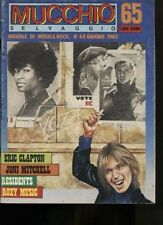 IL MUCCHIO SELVAGGIO=N°65 1983=ERIC CLAPTON=JONI MITCHELL=ROXY MUSIC=RESIDENTS