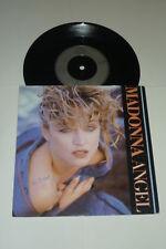 "MADONNA - Angel - 1985 UK 2-track 7"" vinyl single"