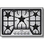 Thermador SGS305FS Masterpiece 30-Inch Gas Cooktop - Stainless Steel