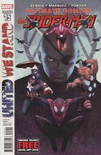 ULTIMATE COMICS SPIDERMAN 15...VF/VF+...2012...Brian Michael Bendis...Bargain!