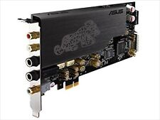 ASUS ESSENCE STX II Hi-Fi Quality Sound Card with Headphone Amp Japan NEW
