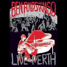 BEN FOLDS AND WASO LIVE IN PERTH DOPPIO VINILE LP RECORD STORE DAY 2017 NUOVO