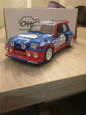 1/18 Renault 5 Maxi Turbo Phillips Ottomobile