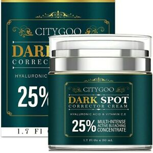Dark Spot Corrector - Intimate Area Lightening Gel - Whitening Cream 1.7oz USA!