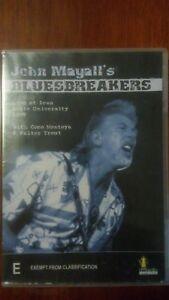 John Mayall's Bluesbreakers - Live at Iowa State University DVD