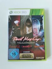 Microsoft Xbox 360 Devil May Cry HD Collection colección resolución OVP como nuevo