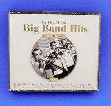 "3 CD MUSIC Discs ""In The Mood"" Big Band Hits by Various Artists  JAZZ SWING"