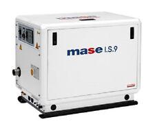 Gruppo elettrogeno marino Mase IS 9 50 Hz Monofase 9 KW supersilenziato AVR