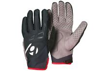 Bontrager Race Windshell Cycling Gloves Black Yellow XL XXL 2XL Reflective New