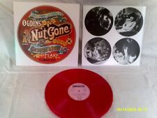 SMALL FACES,OGDENS NUT GONE FLAKE,(1968) 2018 RED VINYL LTD ED(SAINSBURY'S ONLY)