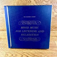 The Readers Digest 11 Record Library Mood Music For Listening & Relaxation vinyl