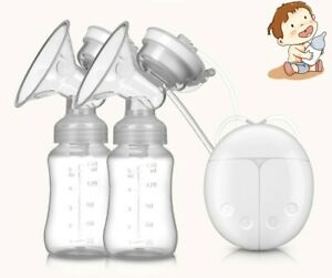 manual silicone breast pump and electric unilateral baby breastfeeding accessory
