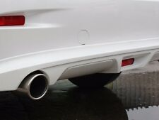 Rear Diffuser №1 for Mazda 3 / Axela (3rd generation) sedan 2013-2017 unpainted