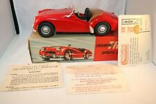 Victory Triumph TR2 Sports Mighty Midget mint in box all original condition