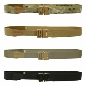 """NEW Ferro Concepts EDCB2 Everyday Carry Belt 1.5"""" Tactical EDC D-Ring QR Buckle"""