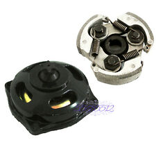 6T Drum Gear Box w/ Clutch For 47cc 49cc Pocket ATV Quad Mini Dirt Bike Motor