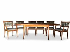 Medium Wood Tone Dining Set