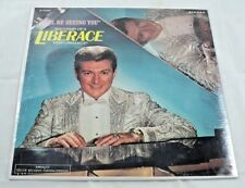 VINTAGE VINYL LP SOUVENIR OF A LIBERACE PERFORMANCE I'LL BE SEEING YOU DECCA NEW