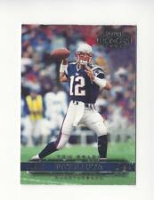 2002 Playoff Honors #55 Tom Brady Patriots