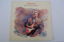 Chris Rea – Dancing With Strangers LP, Aus, Printed Inner, Vinyl NM