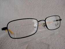 Ray Ban Junior  RB 1035  (4005) Black / Yellow 47 X 16 125 mm Eyeglass Frame